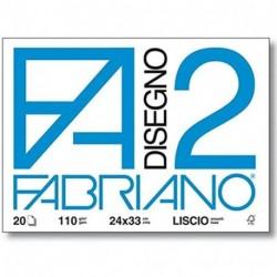 ALBUM DISEGNO FABRIANO 2 LISCIO A3
