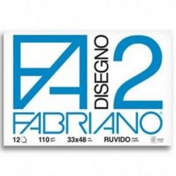 ALBUM DISEGNO FABRIANO 2 RUVIDO A3