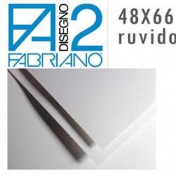CARTONCINI FABRIANO 2 RUVIDO 48X66 110GR