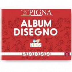 ALBUM DISEGNO PIGNA KIDS24X33 5MM (MV10)