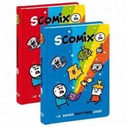 AGENDA 2020-21 COMIX SCOTTEX MEDIUM 16M.