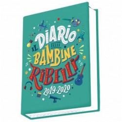 DIARIO 12 MESI  DATATO BAMBINE RIBELLI -