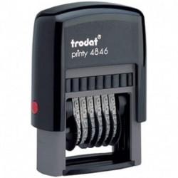 TRODAT NUMERATORE PRINTY 4846