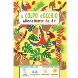 A COLPO D'OCCHIO ALLENAMENTE 4+  - 04550