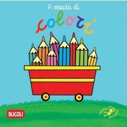 A SCUOLA DI COLORI  - 03751