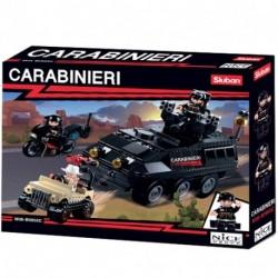 AUTOBLINDO CARABINIERI - B0655