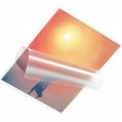 POUCHES A4 216X303MM 100MICRO CF.100 PZ