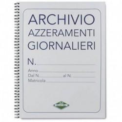 REGISTRO AZZERAMENTI GIONALIERI - 1AZ