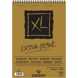 ALBUM CANSON XL EXTRA BIANCO A3 90GR