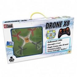 DRONE X8 RADIOCOMANDATO - 64279