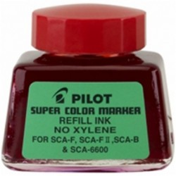 INCHIOSTRO PILOT MARKER ROSSO - 014750