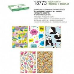 CARTA REGALO 50FF 100X140 FANTASY KARTOS