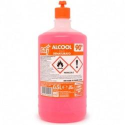 ALCOOL DENATURATO 500ML - 640847