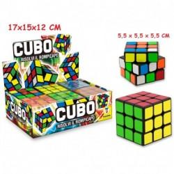 CUBO MAGICO MULTICOLOR - 65866