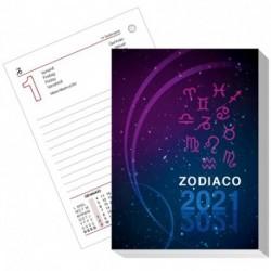 BLOCCO ZODIACO 8,5X11,6 - 198
