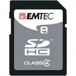 MEMORIE DIGITALI 8GB - EMTSD8GHC4