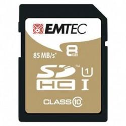 MEMORIE DIGITALI 8GB - EMTSD8GHC10GP