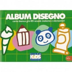 ALBUM DISEGNO PIGNA KIDS 17X24 5M(MV10)
