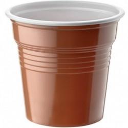 BICCHIERI DOPLA CAFFE' 80CC. BIANCHI/MAR