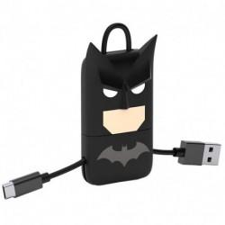CAVO I PHONE BATMAN LIGHTNING - CLR33102