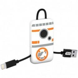 CAVO I PHONE BB-8 TLJ LIGHTNING -