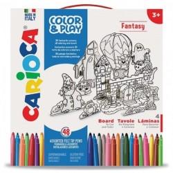 COLOR&PLAY FANTASY CARIOCA - 42846