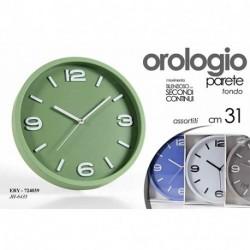 OROLOGIO PARETE 31CM - 724039