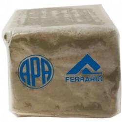PLASTILINA DA 1/2 KG. FERRARIO -