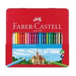 PASTELLI  FABER-C. CLASSIC COLOUR 24PZ.