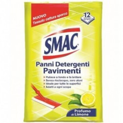 SMAC PANNI DETERGENTI PAVIMENTI - M74395