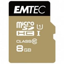 MEMORIE MICRO SDHC 8GB CON ADATTATORE