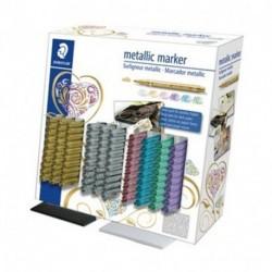 ESP. STAEDTLER  METALLIC MARKER -