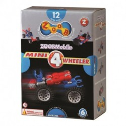 Z/E ZOOB RACERZ MINI 4 RUOTE - 0Z12050TL