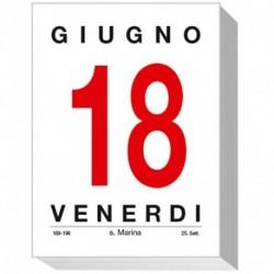 BLOCCO GIGANTE 21X30 368 FG - 00217