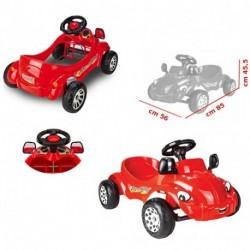 AUTO A PEDALI RED - ODG249