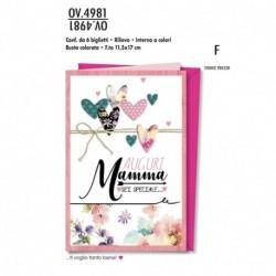 BIGLIETTO MAMMA - OV.4981