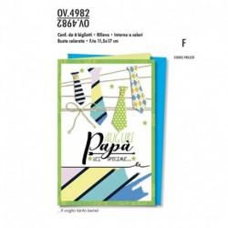 BIGLIETTO PAPA' - OV.4982