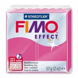 FIMO EFFECT 57GR. FUSCIA  - 8020-286