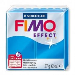 FIMO EFFECT 57GR. AZZURRO  - 8020-374