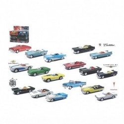 AUTO AMERICAN CARS 1:43 - 48017N