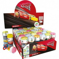 BOLLE DI SAPONE CARS 3 60ML - 103682000