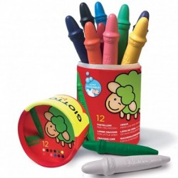 GIOTTO BEBE' MAXI ROLL PAINTING SET