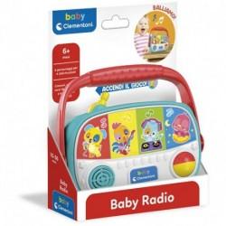 CLEM BABY RADIO L/S - 17439.3