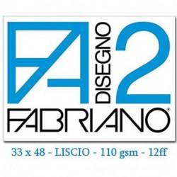 ALBUM DISEGNO FABRIANO 2 RIQUADR. A3