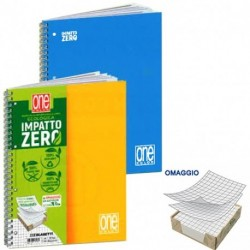 BOX ECO 6 MAXI SPIRALATO 1R + 6 MINI