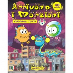 ARRIVANO I MARZIANI - MPRG592