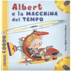 ALBERT E LA MACCHINA DEL TEMPO  - 05878