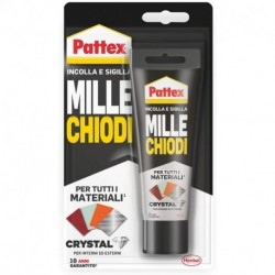 PATTEX MILLECHIODI CRYSTAL 90GR