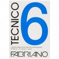 ALBUM DISEGNO FABRIANO TECNICO 6 A3