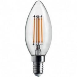 LAMPADINA LED OLIVA O60 470LM 6,0W E14